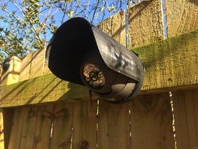 CCTV防雨罩